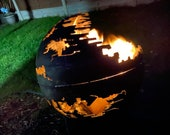 Death star (Style) Star wars fans Fire Pit 50-70 Cm