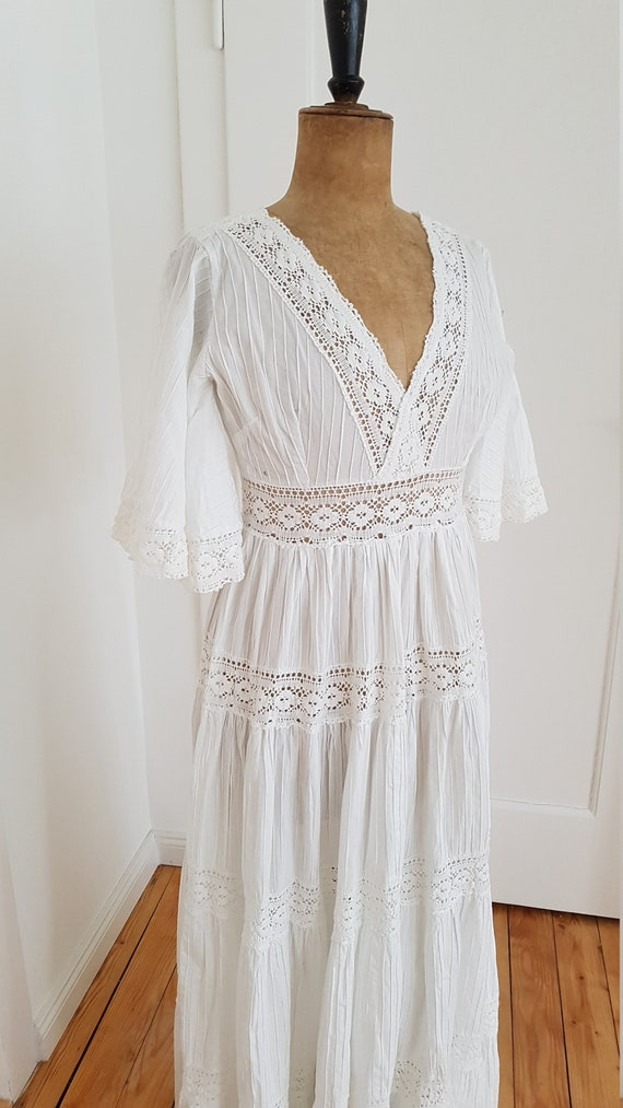 Vintage wedding dress wedding dress lace vintage w