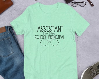 Assistant to the School Principal