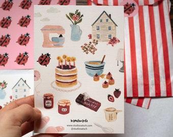 Birthday | Sticker Sheet