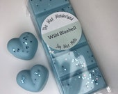 Wild Bluebell Dupe Wax Melts Wax Melts Scented 100 Soy Wax Home Fragrances Snap Bar Waffle Hearts Perfume Dupe