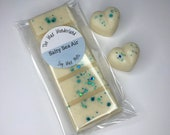 Salty Sea Air Wax Melts Scented 100 Soy Wax Home Fragrances Snap Bar Hearts Wax Tarts