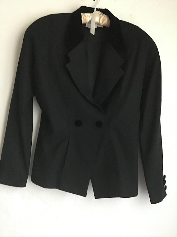 Lillie Rubin Exclusive  wool suit