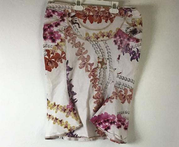 Just Cavalli summer cotton skirt - image 1