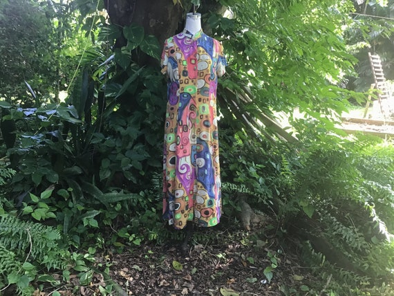 Vintage Jams World cotton Dress