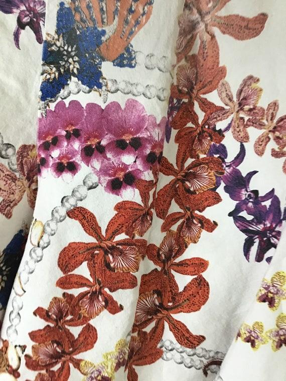 Just Cavalli summer cotton skirt - image 4