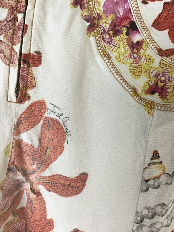 Just Cavalli summer cotton skirt - image 3