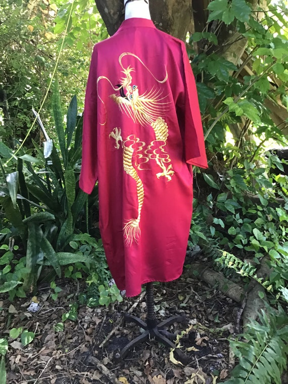 Chinese Robe with embroidery