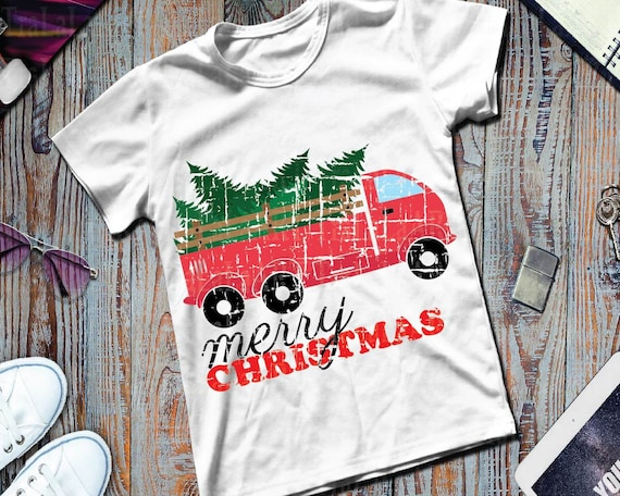 Commercial Use svg dxf png jpg eps files Christmas Truck SVG Disney character .Clipart Digital Clip Art Graphics Personal