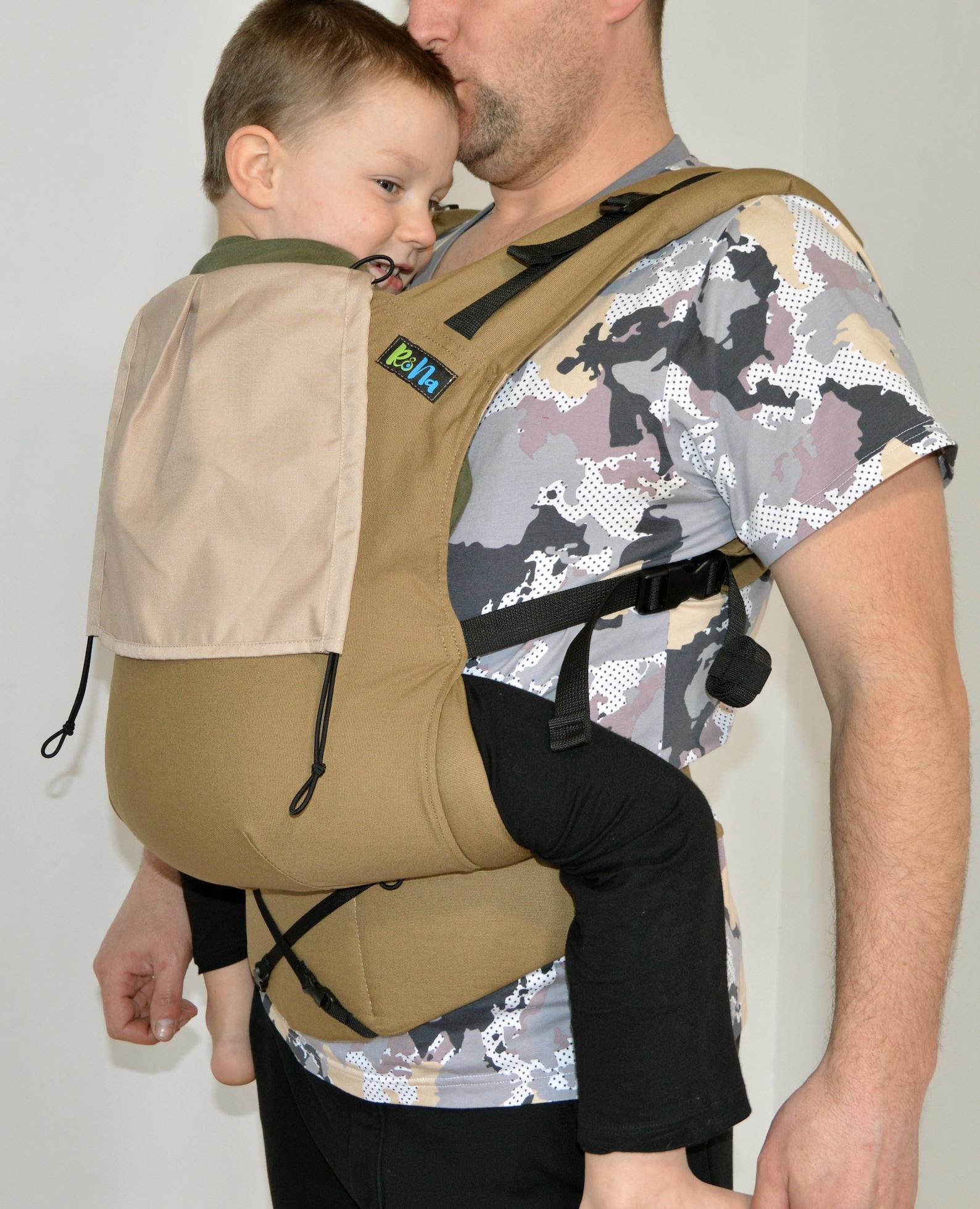 ergonomischer träger für baby und kleinkind vorschule 100