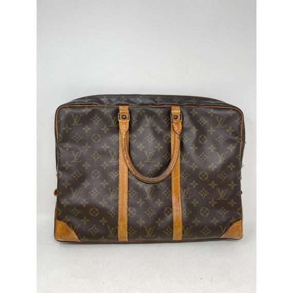 Louis Vuitton Monogram Porte Documents Briefcase