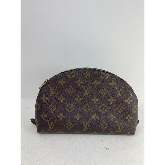 Louis Vuitton Monogram Cosmetic Bag Large