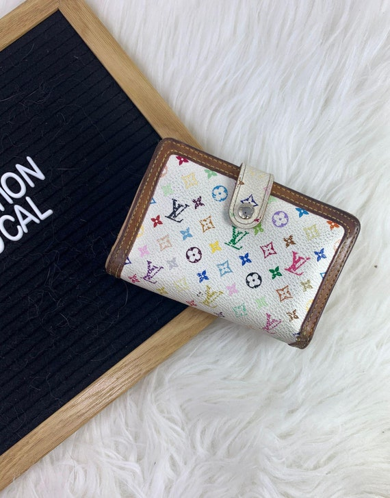 Louis Vuitton Multicolor Kisslock