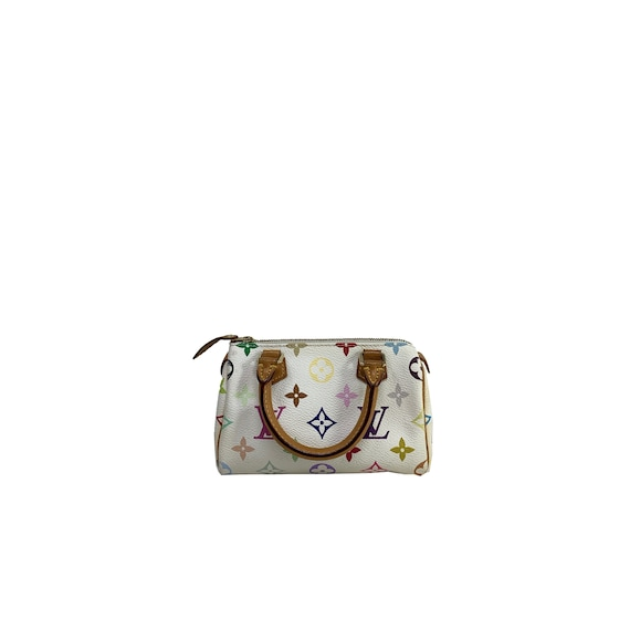 Louis Vuitton Mini Speedy Murakami Multicolor