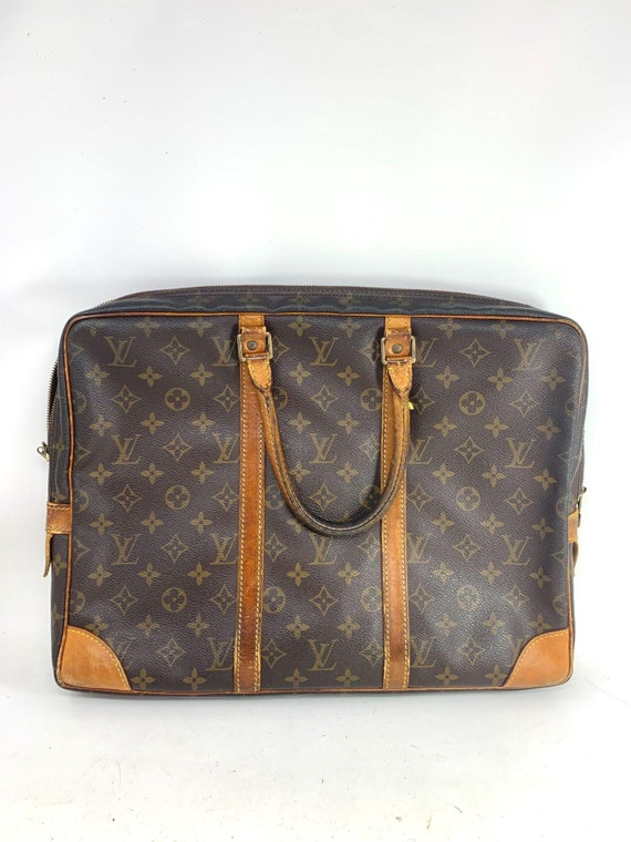 Louis Vuitton Porte Documente Briefcase Bag