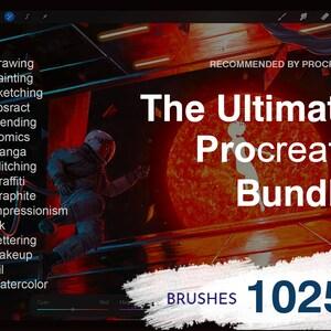 Procreate Brush  Wet sidewalk Chalk-Art and Lettering Brushes   Brush Pack  Texture Brush  Calligraphy brush  Monoline brush