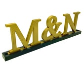 3D personalized name signs/ Nameplate / Home decoration / Design name / All colors / Weddings / Children's Room / Valentine's Day / Decoration