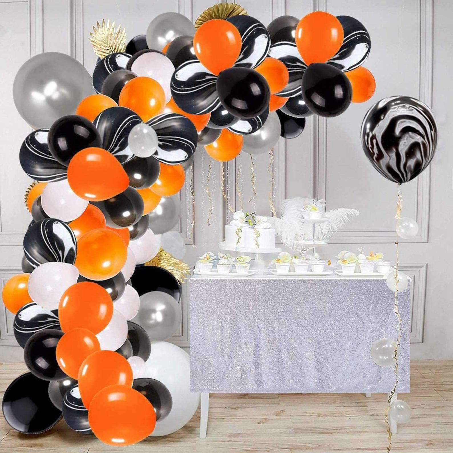 Halloween Balloon Garland Arches Page Seven
