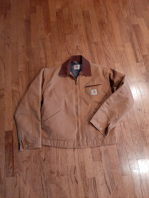 Vintage 90's Carhartt Men's Insulated Jacket