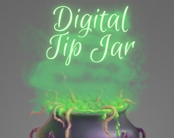 Digital Tip Jar