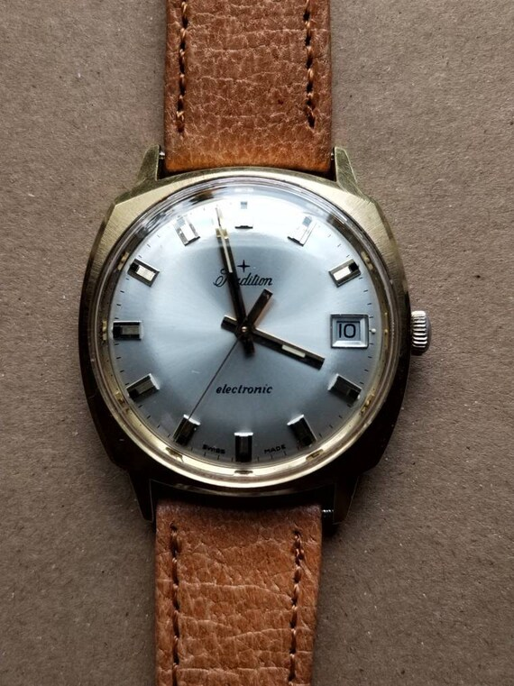 Tradition (Sears brand) men's watch.