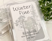 Soy Wax Melts, Strong Scented, Wax Tarts, Evergreen Scented, masculine scent