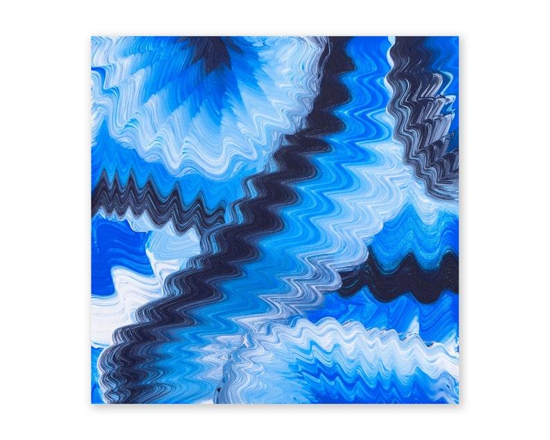 Ssilb 2020 acrylic on canvas 30cm x 30cm Original Hand image 0