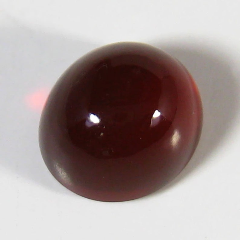 Fabulous Natural Mexican Reddish Fire Opal Cab 1.97Ct