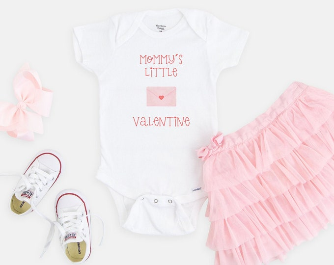 Daddy and Mommys Little Valentine