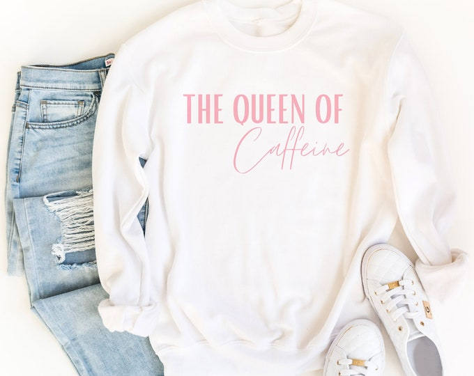 The Queen of Caffeine for the girl who loves her coffee!