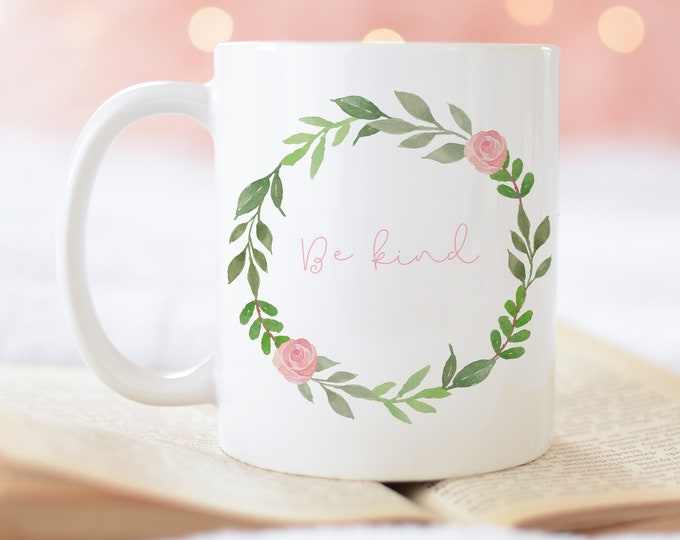 Be Kind Coffee Lovers Mug