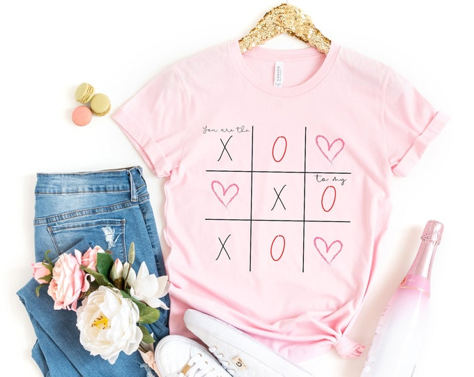 You are the X to my 0 funny unisex tee