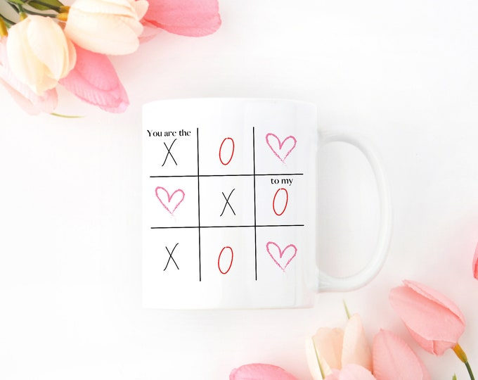 Valentines Gift, A Coffee Mug for Her or Him