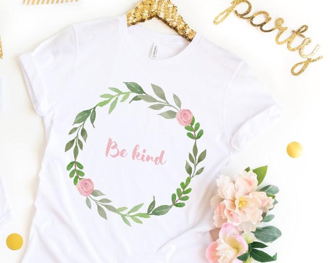 Be Kind Womens Tee