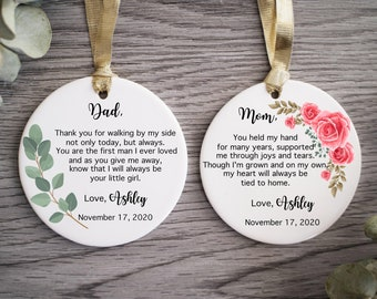 Mothers Day Gift Mother of the Bride Gift from Daughter 16x16 Mother Gift From Daughter You Held My Hand Gifts for Mom from Daughter
