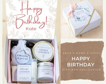 Happy Birthday Gift Box, birthday ideas, birthday present, gift for best friend - Birthday-dEGB