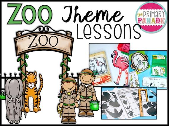Preschool Zoo Activities
