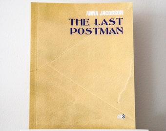 The Last Postman Poetry Chapbook