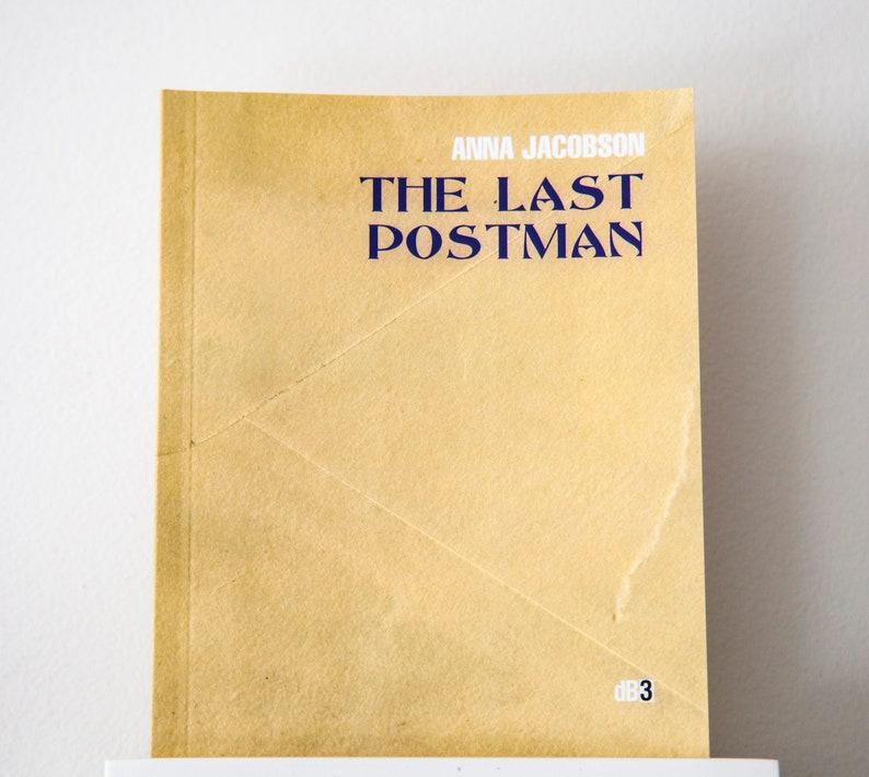 The Last Postman Poetry Chapbook image 0