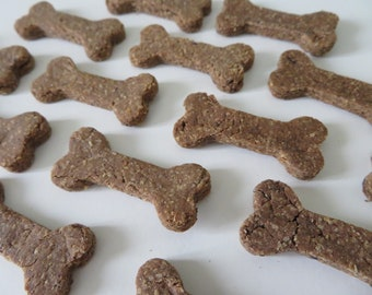 Peanut Butter & Black Bean Dog Treats - Healthy Dog Treats - Protein Dog Treats - Homemade - Peanut Butter Dog Treats