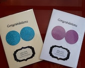 Beautiful Handmade Breastfeeding Milestone Celebration Cards Lots of different stages available