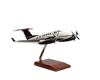 Phenom 300 Limited Edition Large Mahogany Model Embraer