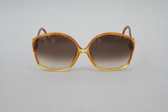 Vintage 80s OPTYL 3529 Sunglasses 60s 70s