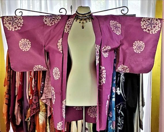 Short Vintage kimono