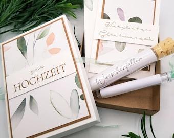 Money Gift Wedding, Gift Box, To Wedding, Wedding, Coupon, Eucalyptus, Coupon Packaging