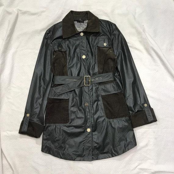 Adolfo Dominguez Trench Coat