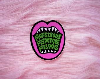 MFF Logo Sticker