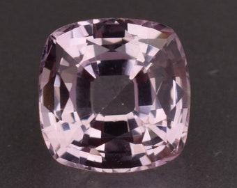 18.60 Carat Natural Morganite Rose Cut Loose Gemstone 22X14.5mm Pear Faceted Pair Excellent Quality C5543
