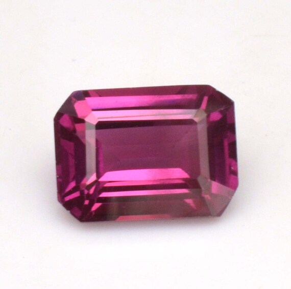 5.20 Carat Natural Mozambique Blood Red Ruby Round Cut Loose Certified Gemstone
