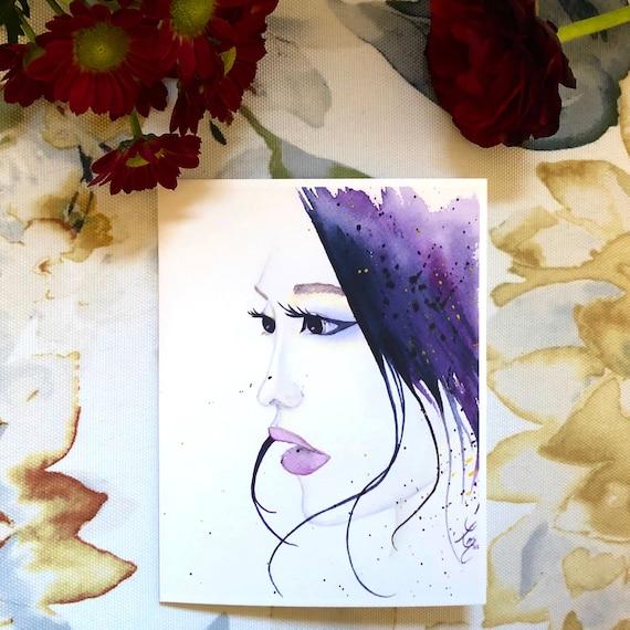 Greeting Cards Fate \u65e5\u672c By Artist Lyra McCarmey